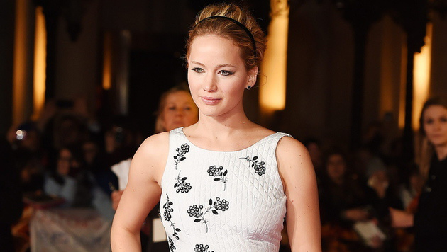 Jennifer Lawrence (Bild: APA/EPA/ANDY RAIN)