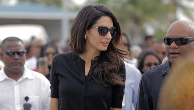 Amal Clooney (Bild: AFP)