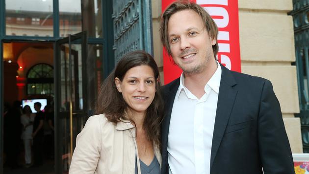 Laura Rudas und Markus Wagner (Bild: Peter Tomschi)