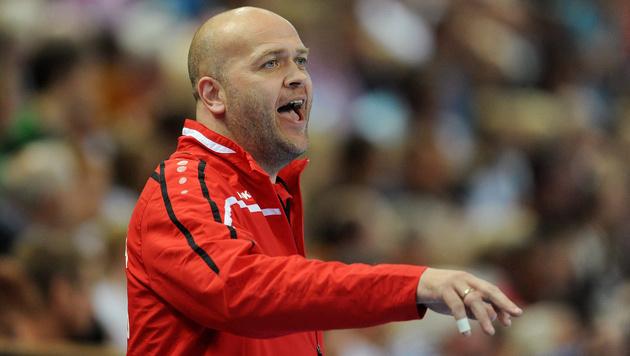 ÖHB-Coach Patrekur Johannesson (Bild: GEPA)