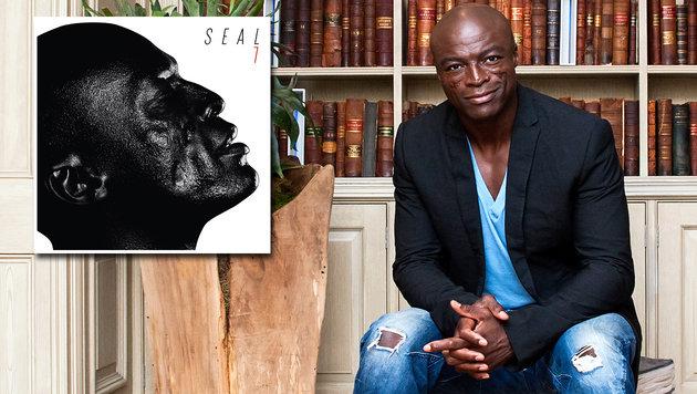 Top-Star Seal besingt Liebe, Verlust und Trennung (Bild: Warner Music)