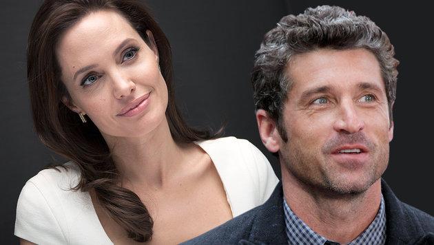 Angelina Jolie und Patrick Dempsey können mehr als schauspielern. (Bild: Viennareport, face to face)