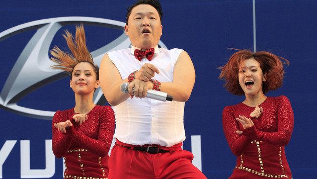 """Gangnam Style""-Psy kündigt neues Album an (Bild: AP/Ahn Young-Joon)"