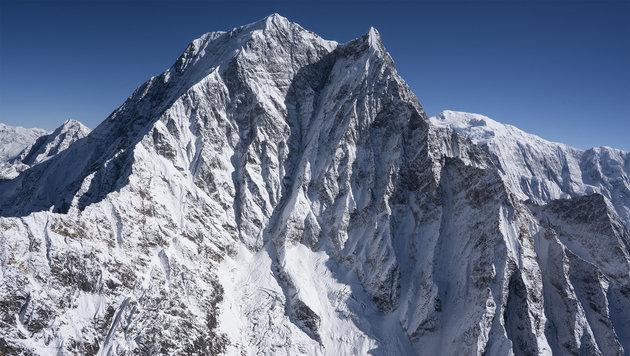 Alpinist vermisst: Freunde schildern Unfallhergang (Bild: APA/ELIAS HOLZKNECHT)