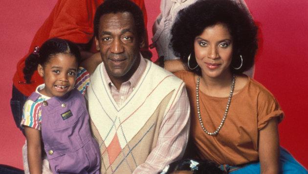 """Bill Cosby war der Star der 80er-Jahre-Sitcom """"The Cosby Show"""". (Bild: Viennareport)"""