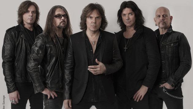 Europe: Mit Vollgas zurück im Rock-Geschäft (Bild: UDR Music)