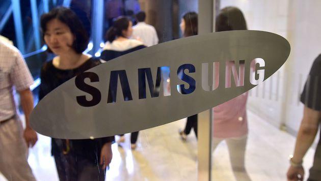 Samsung will bei Fiat-Autozulieferer einsteigen (Bild: AFP)