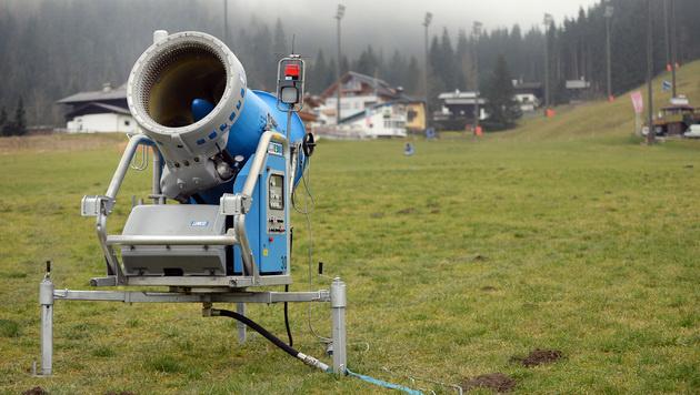 Ski-Weltcup: Slaloms in Levi abgesagt! (Bild: APA/Barbara Gindl)