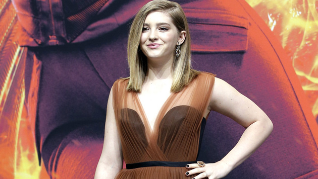 Willow Shields (Bild: AP)