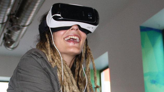 Erste Virtual-Reality-Lounge öffnet in Wien (Bild: vrei.at)