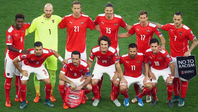Fußballmannschaft Belgien