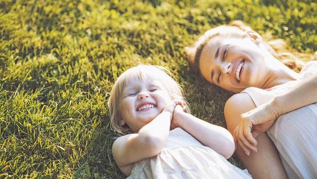 Österreicher mit Lebensqualität zufrieden (Bild: thinkstcokphotos.de)