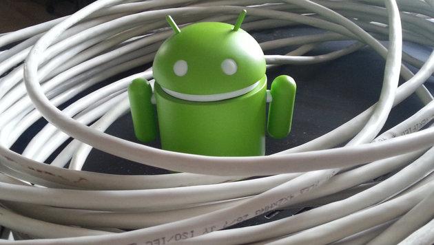 Unheilbare Android-Viren zwingen zum Handy-Neukauf (Bild: flickr.com/Daniel Sancho)
