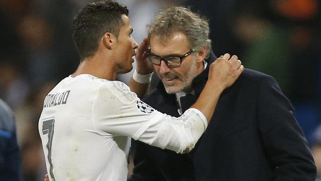 Ronaldo: Real-Star in Gedanken schon bei PSG? (Bild: AP)
