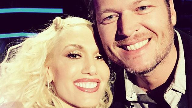 Gwen Stefani ist mit Blake Shelton liiert. (Bild: Viennareport)