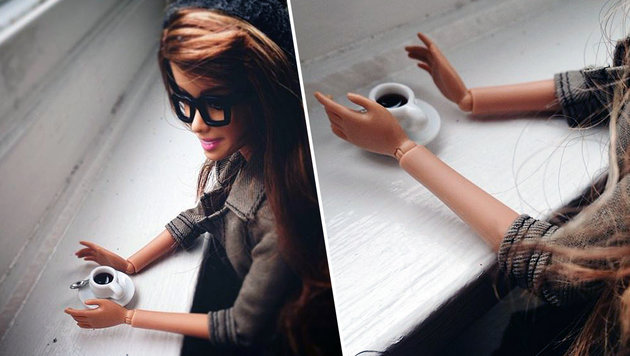 """Instagram Barbie kündigt ihren Job (Bild: Instagram.com/Socality Barbie)"""