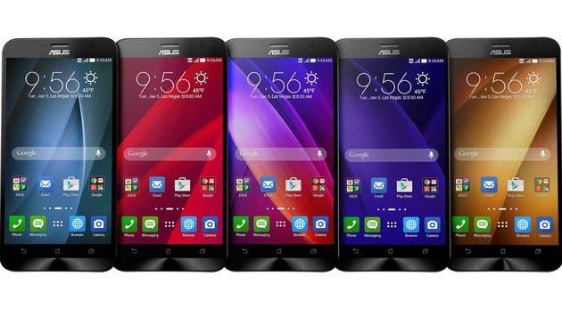 Asus Zenfone 2: Flotter Smartphone-Riese im Test (Bild: Asus)