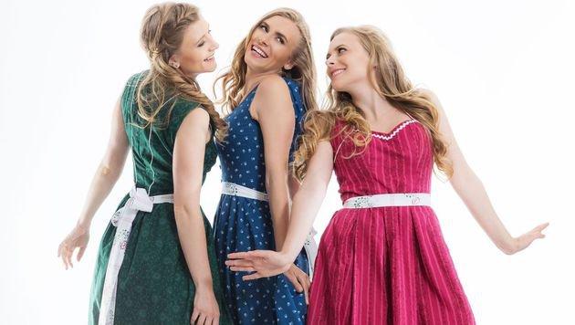 Poxrucker Sisters: Drei echt große Töchter (Bild: LSK)