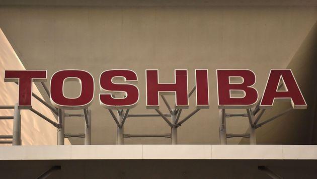 Toshiba fordert Schadenersatz von Ex-Managern (Bild: AFP)