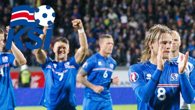 """EURO 2016: Islands """"Exoten"""" wollen überraschen (Bild: APA/EPA/STRINGER)"""