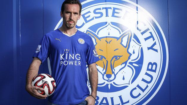 Fuchs verl�ngert bei Leicester vorzeitig bis 2019 (Bild: GEPA)