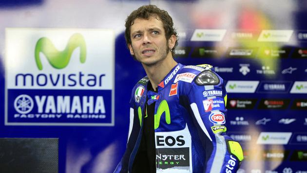 Lorenzo schnappt Rossi MotoGP-Titel weg (Bild: AP)