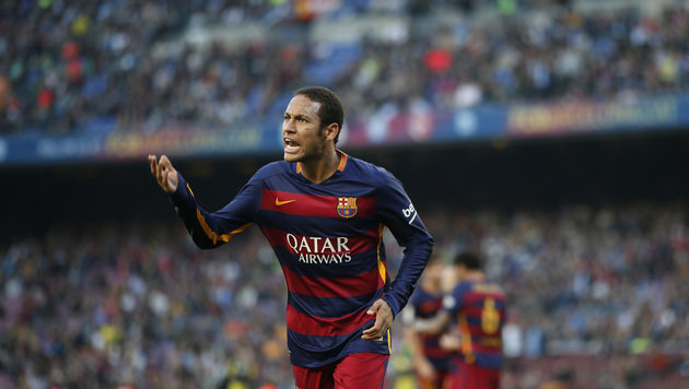 Neymar soll 45 Millionen an Steuern nachzahlen (Bild: AP)