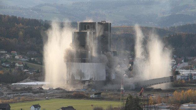 Voitsberger Kraftwerk soll nun endlich fallen (Bild: Christian Jauschowetz)