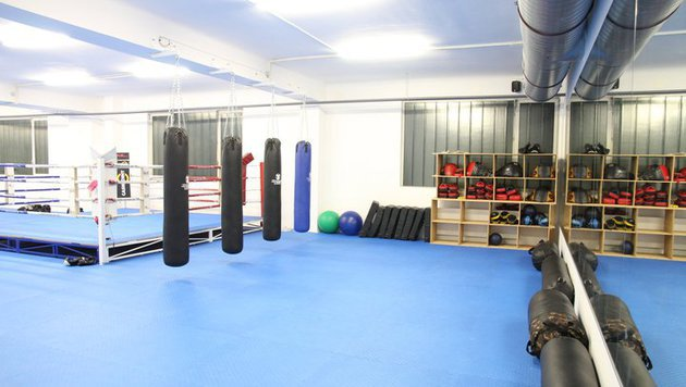 """Die besten Alternativen zum Fitness-Studio (Bild: facebook.com/City-Thong-Fitness-Fight-Club)"""