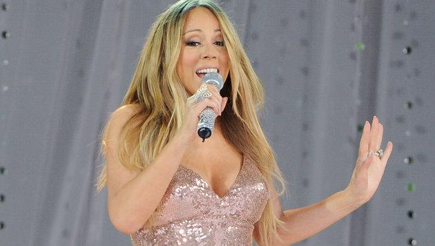 Mariah Carey (Bild: Evan Agostini/Invision/AP)