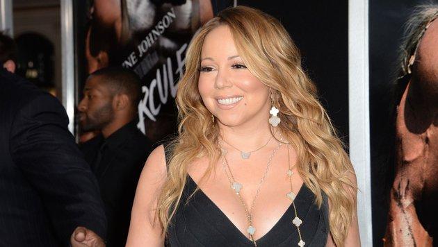 Mariah Carey (Bild: AFP)