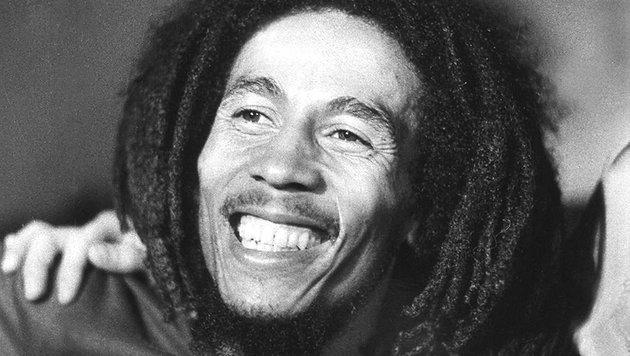 Bob Marley soll bis zu 46 Söhne und Töchter gezeugt haben. (Bild: AFP)