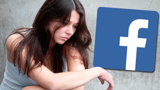 Cybermobbing auf Facebook ist jetzt strafbar (Bild: thinkstockphotos.de, facebook.com)