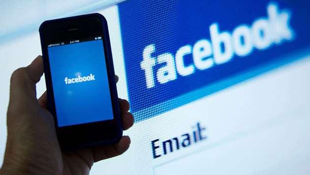Jeder zweite Österreicher nutzt Soziale Netzwerke (Bild: APA/AFP/KAREN BLEIER)
