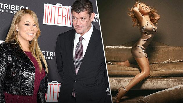Mariah Careys Liebesleben gibt Rätsel auf (Bild: Viennareport)