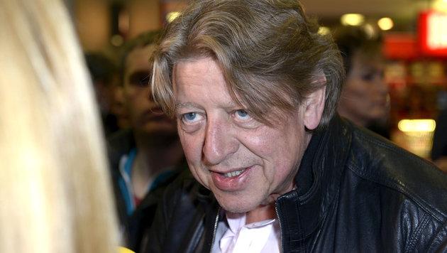 Moderator Walter Freiwald war im Jänner 2015 im Dschungelcamp. (Bild: Viennareport)