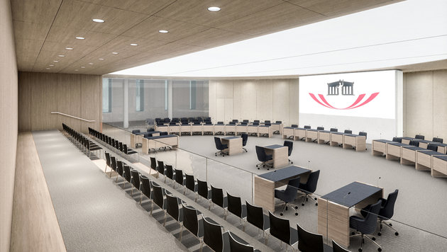 Parlamentsumbau: Planungen schreiten voran (Bild: APA/ZOOM VISUAL PROJECT)