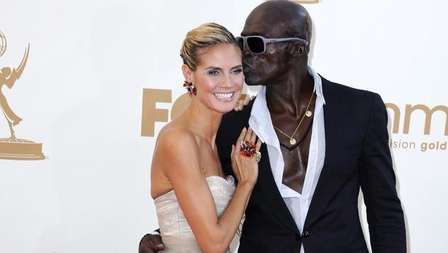 Heidi Klum und Seal waren von 2005 bis 2014 verheiratet. (Bild: PAUL BUCK/EPA/picturedesk.com)