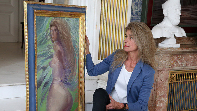 Cornelia Mensdorff-Pouilly ist Managerin des Museums in der Fuchs-Villa. (Bild: Zwefo)