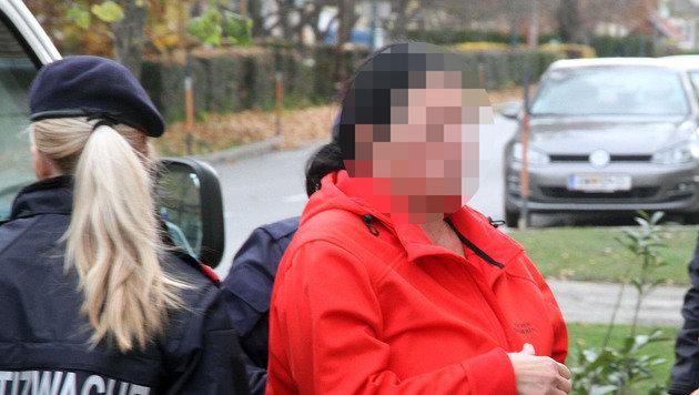 P.s neue Freundin Regina Z. wurde u.a. wegen Beitragstäterschaft zu acht Jahren Haft verurteilt. (Bild: Andi Schiel)