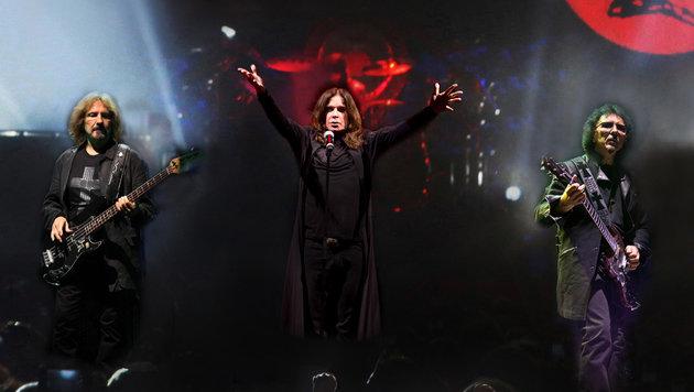 Black Sabbath: Der laute Abschied von der Bühne (Bild: Mark Weiss)