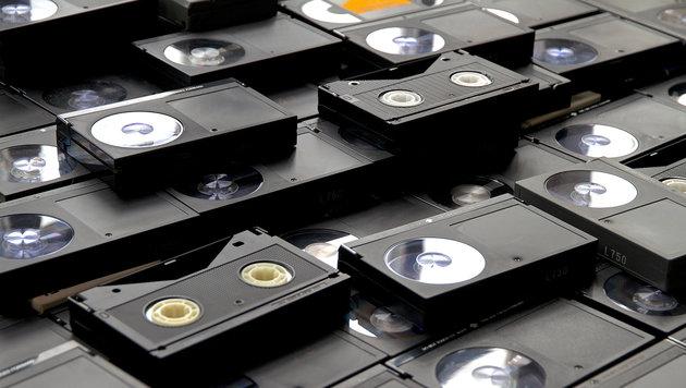 Fertigung gestoppt: Videokassetten sind Geschichte (Bild: thinkstockphotos.de)