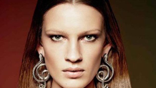 """""""Die schönsten Newcomer-Models der Stadt (Bild: Cavalli Lookbook)"""""""