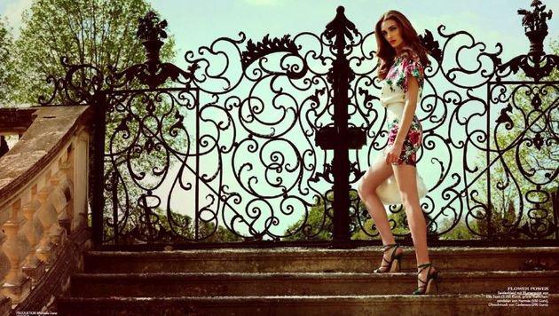 """""""Die schönsten Newcomer-Models der Stadt (Bild: @Kosmas Pavlos/First Magazin)"""""""