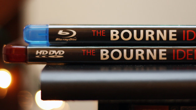 Mit der Blu-ray entschied Sony den Formatkrieg um die DVD-Nachfolge für sich. (Bild: flickr.com/Matt)