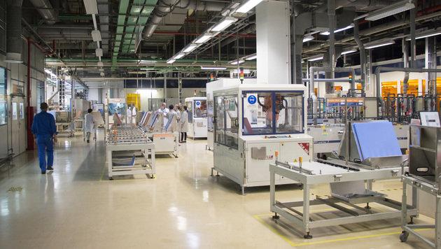 In solchen Fabriken fertigt AT&S Leiterplatten wie das Fairphone-Mainboard. (Bild: AT&S)