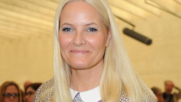 Mette-Marit von Norwegen: Atemwegsinfektionen machen ihr in letzter Zeit schwer zu schaffen. (Bild: Viennareport)
