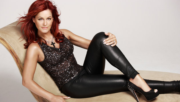 "Andrea Berg: ""Mein toter Vater hat mich gerettet"" (Bild: Sony Music)"