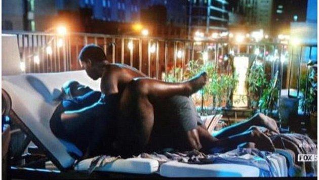 """Gabourey Sidibe in einer Sexszene in ihrer aktuellen Serie """"Empire"""" (Bild: Fox)"""