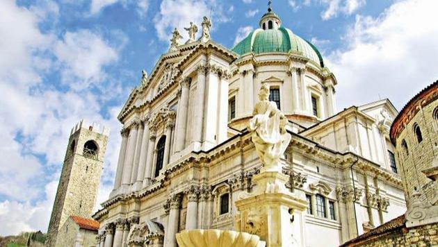 Eines der Wahrzeichen der Stadt ist der neue Dom. (Bild: Bresciatourismus)